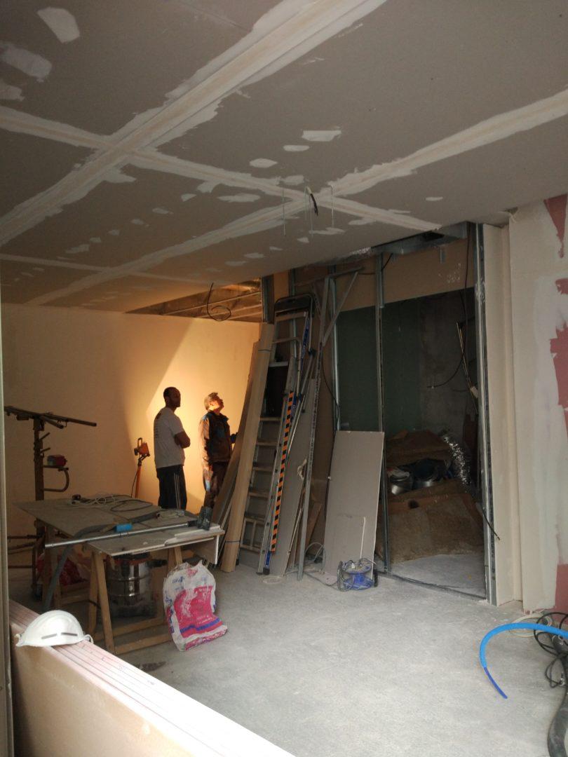 Plafond en cours